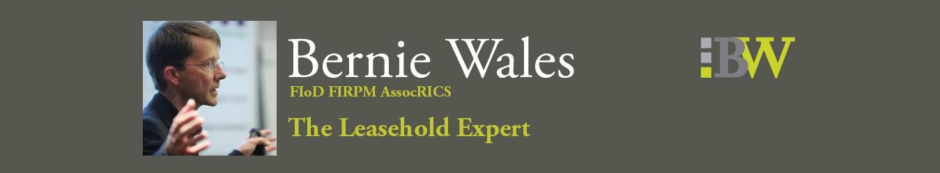 Bernie Wales